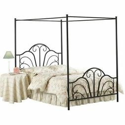 Hillsdale 348BFP Dover Bed Set - Full - With Canopy & Legs -