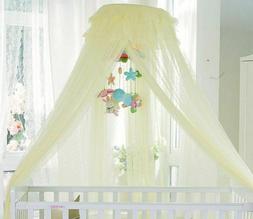 Baby Crib Mosquito Net Infants Newborn Portable Cot Folding
