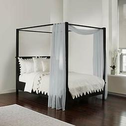 Bed Canopy Scarf, Grey