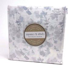 Cloth & Canopy Bedding Collection 100% Cotton Queen Sheet Se