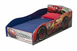 Delta Children Disney Pixar Cars TODDLER BED, High Sides Woo