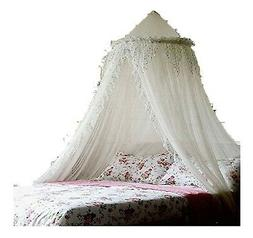Jeweled Bling Princess Canopy By Sid  White