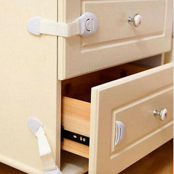 10x Drawer Cupboard Locks