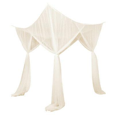 2pcs Corner Curtain Mosquito