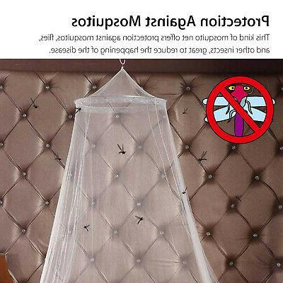4 Corner Lace Post Net Queen