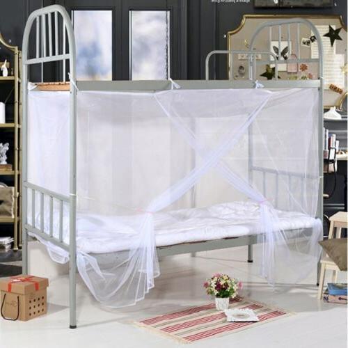 4 Bed Canopy Net Full Queen King Netting