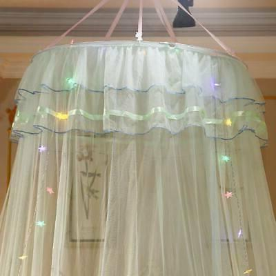 5 Dome Lace Bed Canopy Netting Protection