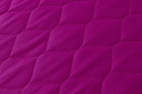 DHP 6-inch Perfect for Daybeds, Twin Beds, - Pink