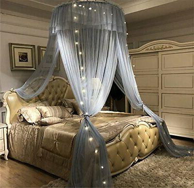 Bed Canopy - Elegant Lace -