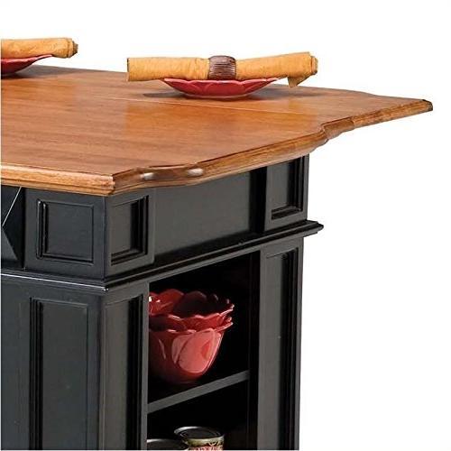 Home Styles Kitchen - x x Resistant, Versatile Cottage Oak Hardwood - Required