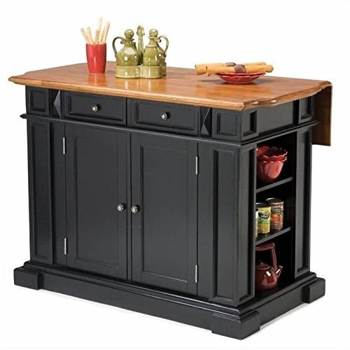 Home Styles Island - x 36 x 48 x Drawer - Resistant, Cottage - Hardwood - Assembly Required
