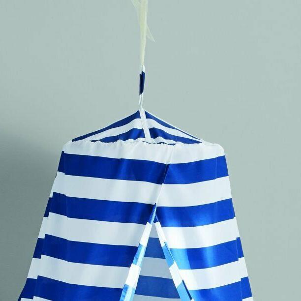 Blue Stripes Canopy