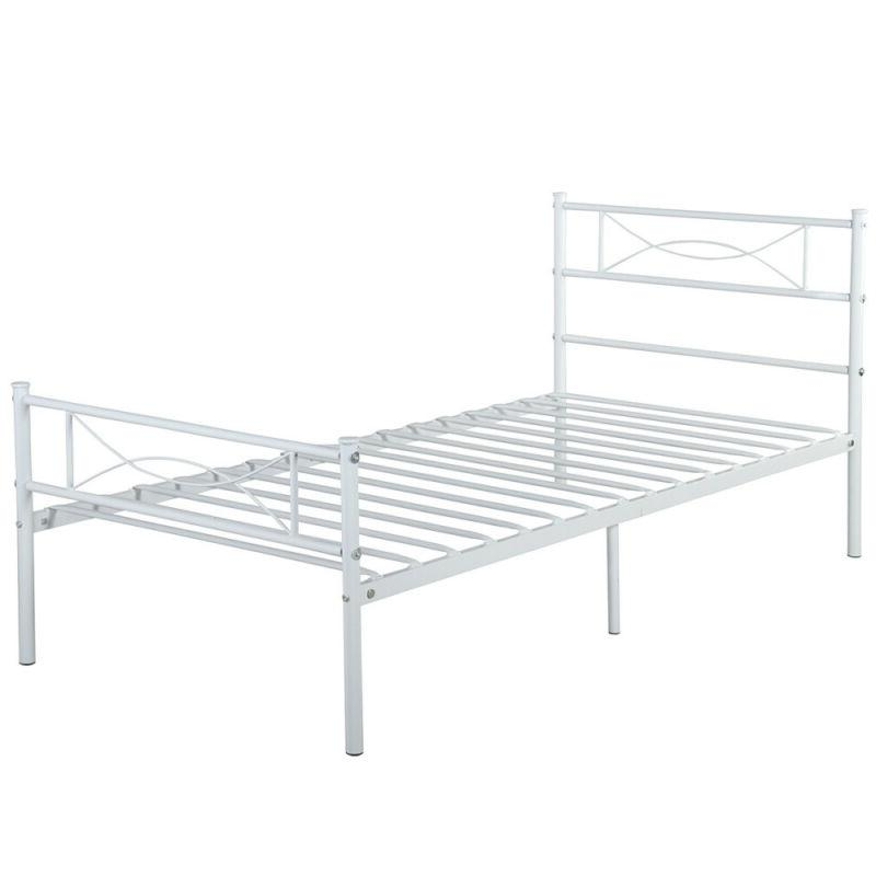 Canopy Platform Queen Twin Size Heavy Duty Bedroom