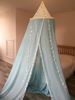 castle cotton canopy tent room decorate