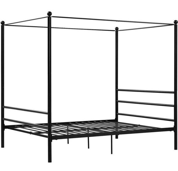 Classic Metal Bed w/