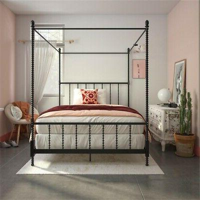 DHP Metal Bed in Size Frame