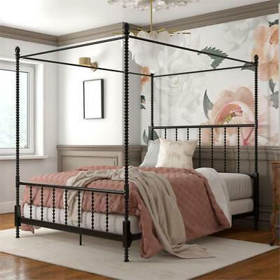 emerson metal canopy bed in full size