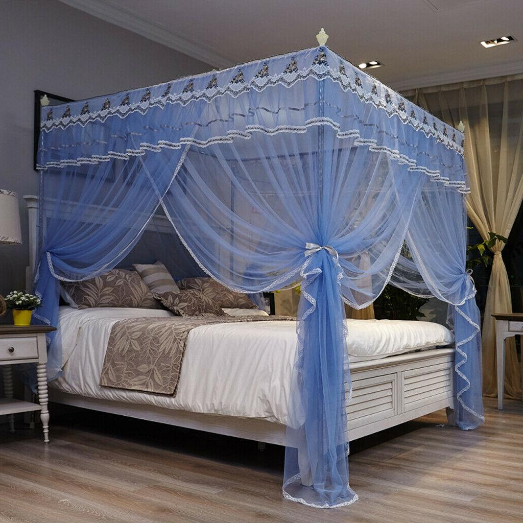 European Mosquitoproof Corner Canopy Bracket Size