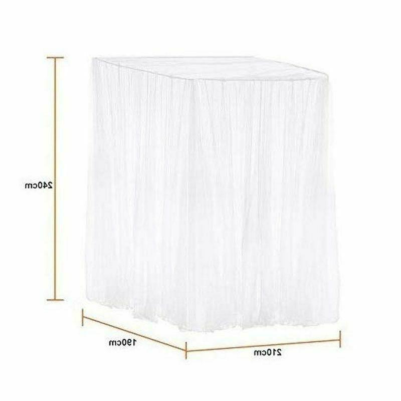 European Style Canopy Mosquito Net 4 Corner Decor