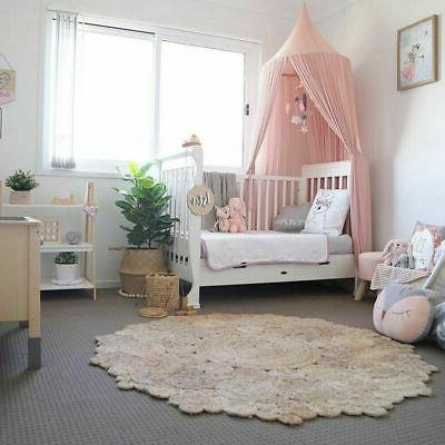 Hanging Bed Dome Chiffon Net Bed Cover Curtain