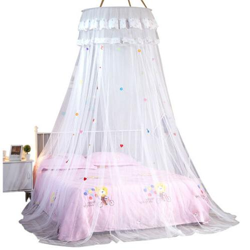 Kids Mosquito Net Bedcover Dome Tent
