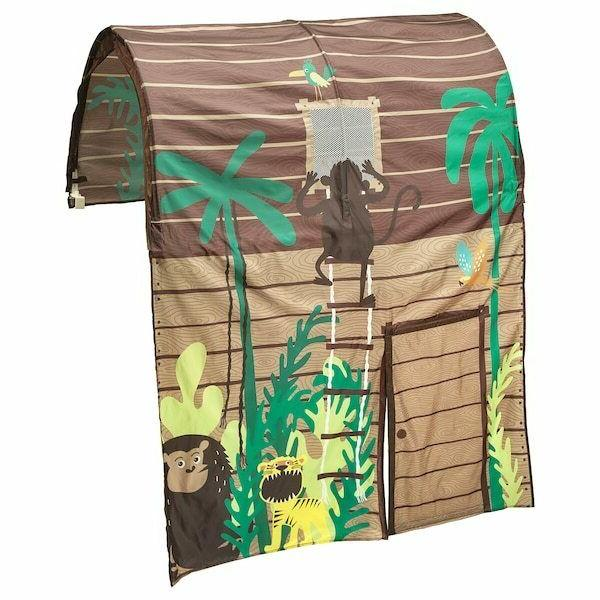 Jungle Tree Sleeping Canopy Kid Cottage