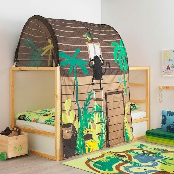 kura bed tent jungle tree house theme