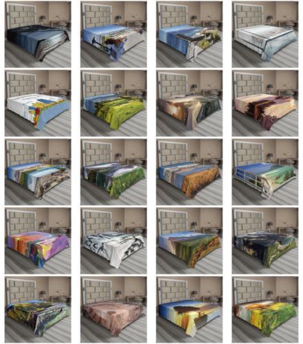 Ambesonne Sheet Top Sheet Bedding