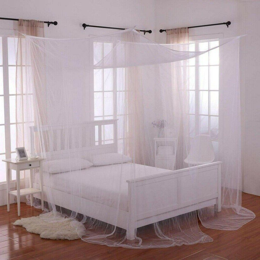 4 Corner Post Bed Canopy for Large US Ship