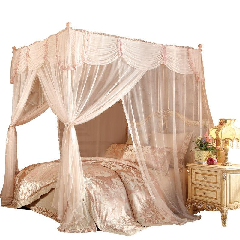 luxury brand mosquito net canopy for bed