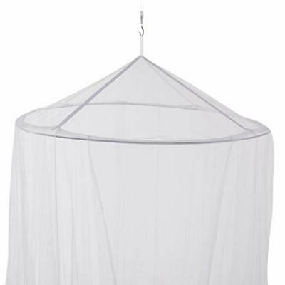 Luxury Romantic Top Bed Net Canopy Netting Mosquito Net