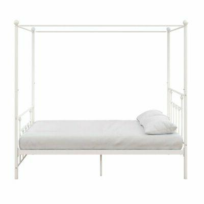 DHP Bed Size Frame in White