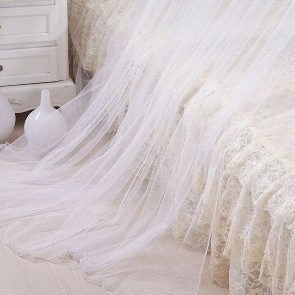 US Elegant Mosquito Netting Mesh Princess