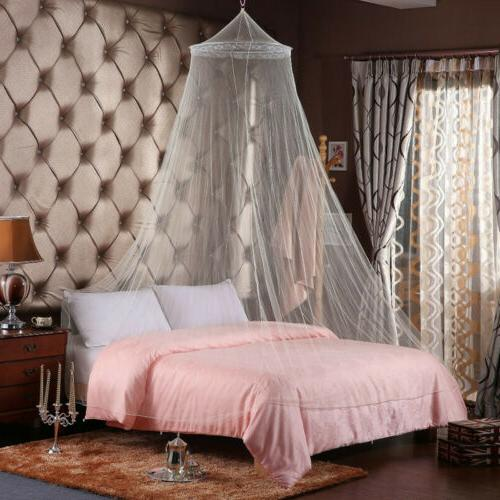 Mosquito Net Bed Size Home Canopy Netting US