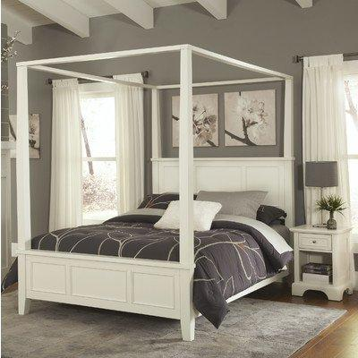 Naples Canopy Bed -