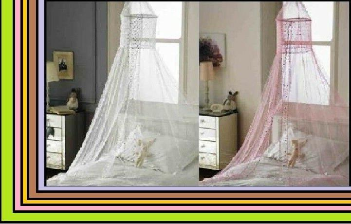 new popsicle design bed canopies white