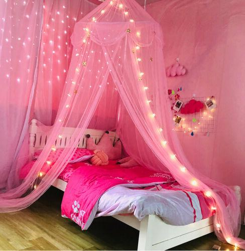 Princess Star Bedroom Mosquito Net for Boys Bed