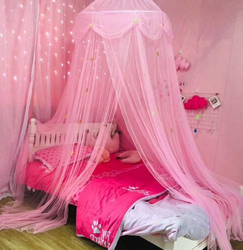 Princess Star Bed Bedroom Mosquito for Boys Bed