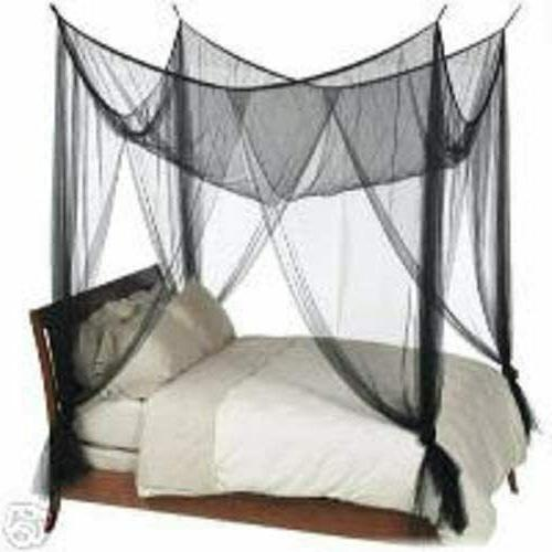 OctoRose Mount Large Mosquito Net Bed