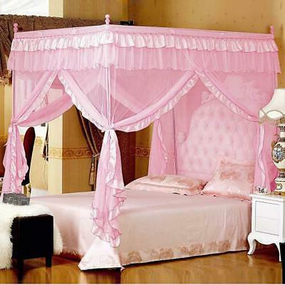 pink princess 4 corners post