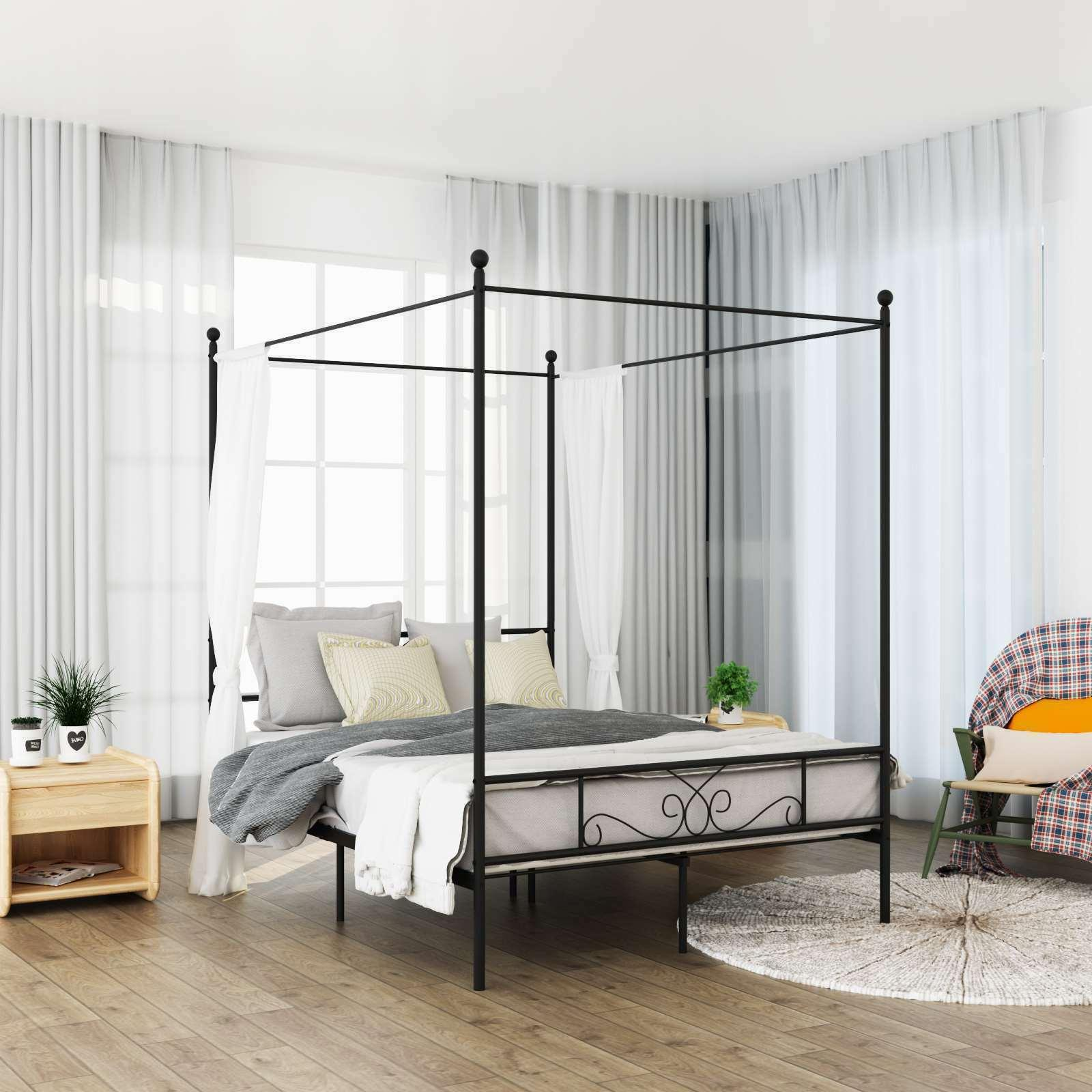 Queen Frame with Headboard