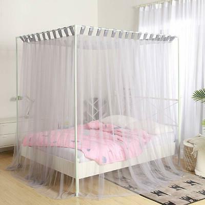 Mengersi Simple Post Bed Frame NetBedro...