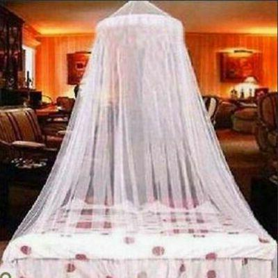 Bedroom Elegant Bed Lace Mosquito Netting Mesh Canopy Prince