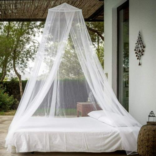Mosquito Net Size Canopy Netting+Hanging