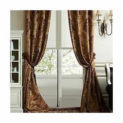 IYUEGO Luxury European Style Jacquard Silky Heavy Fabric Gro