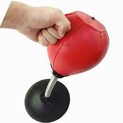 Homeinn MN245 Leather Stress Buster Desktop Punching Ball He