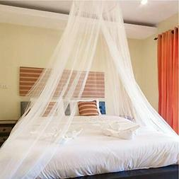 Mosquito Net, King Size Bed Canopy Hanging Curtain Netting f