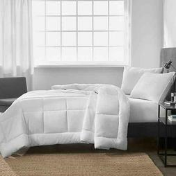 Under The Canopy® Organic Cotton Satin Weave Comforter FULL