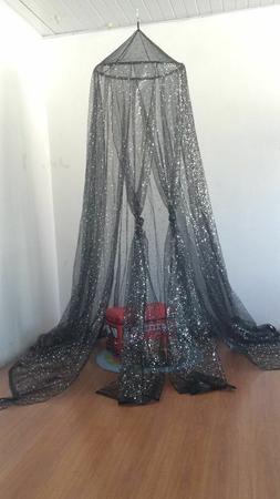 Octorose ® Organza SparkleTastic Princess Bed Canopy for Be