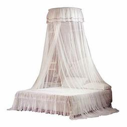 Petforu Mosquito Net Dome, Princess Bed Canopies Netting Ele